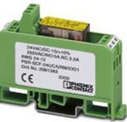 菲尼克斯安全继电器连接技术和DIN导轨简便易用