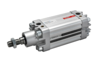 意大利UNIVER气缸KD系列的安装示意图 KF-16040