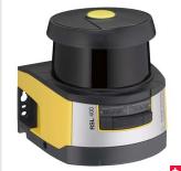 劳易测LEUZE安全激光扫描仪的功能 RSL430-M / CU429-5