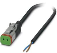 PHOENIX电缆SAC-2P- 3,0-PUR/DTFS-1L-S作用 SAC-2P-SUSMS/ 3,0-PUR/SUSFS