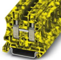 菲尼克斯UT 10-FE接线端子安装尺寸图 3047660