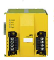 皮尔兹PILZ安全继电器773631的功能作用  773635