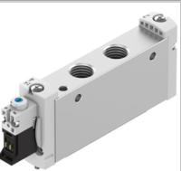 FESTO电磁阀VUVG单电控,操作流程 VUVG-L18-M52-RT-G14-1P3