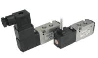 SMC电磁阀VFS1120-5DZB-01-Q的结构简图 SY3240R-5MS-01