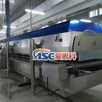 隧道式液氮单冻机
