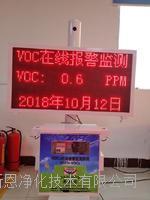 東莞市環境治理VOCs在線檢測及超標聲光報警裝置
