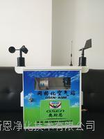 河北四氣二塵標準空氣質量監測網格化微型站