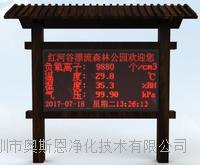 上海浙江景区大气负氧离子在线监测系统 OSEN-FY