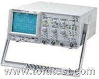 模擬示波器GOS-6112 GOS-6112