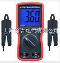 ETCR4100-雙鉗數字相位表 ETCR4100-雙鉗數字相位表