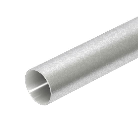 Steel armoured pipe, without thread