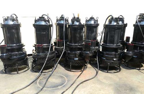 6寸吸沙泵选型