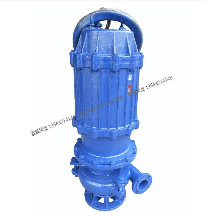 搅拌抽沙泵选型