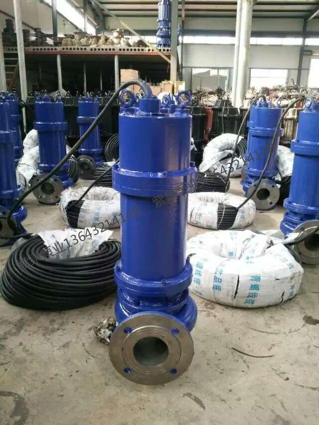 潜水抽沙泵选型
