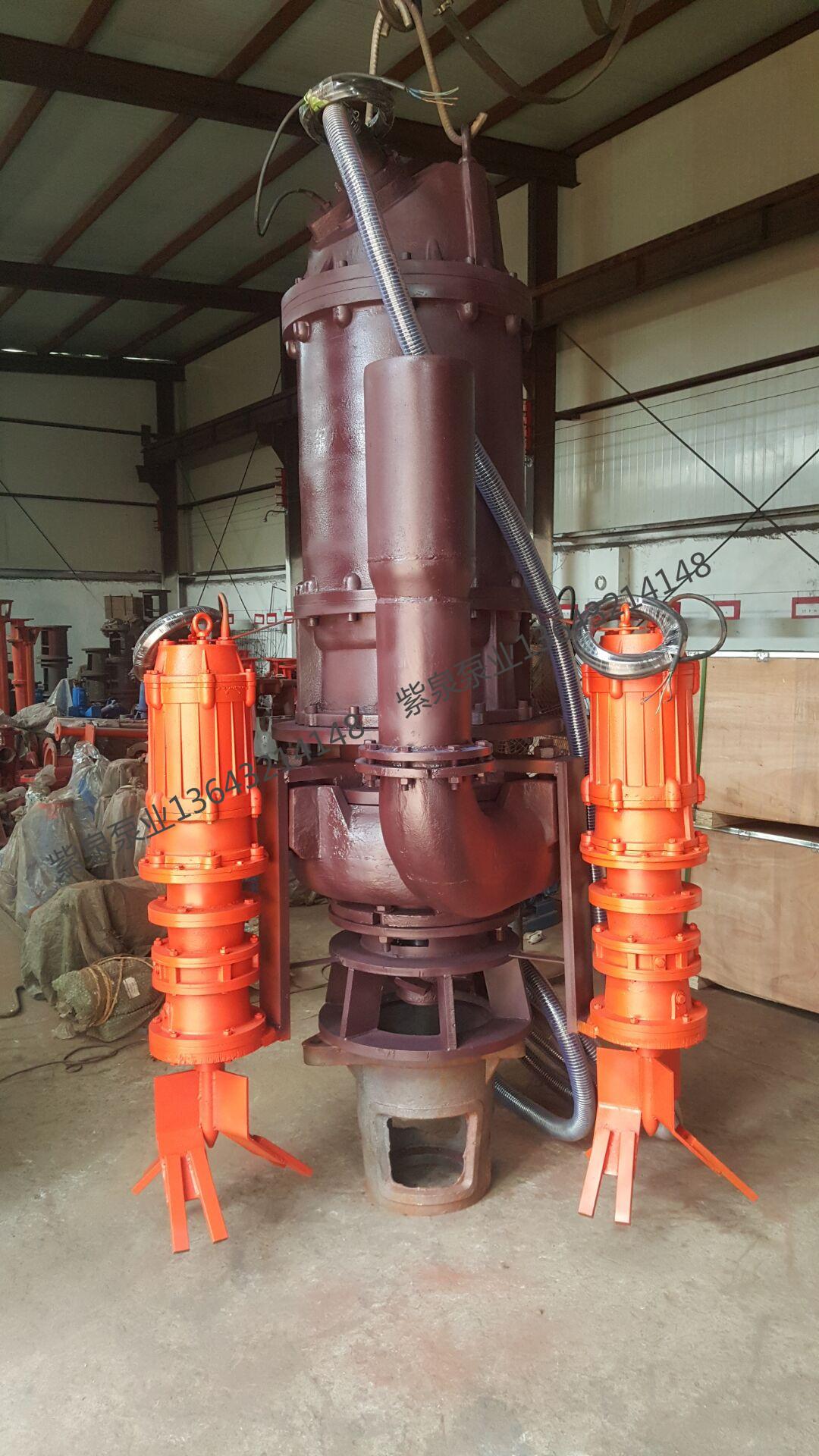 河道抽沙泵生产厂家