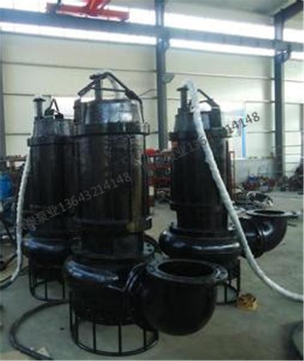 8寸潜水渣浆泵生产厂家