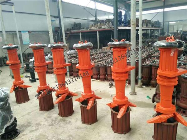 大流量潜水渣浆泵型号