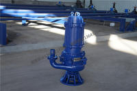 沉淀池潜水渣浆泵选型