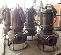 河道潛水渣漿泵選型