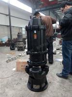 沉淀池潛水渣漿泵選型