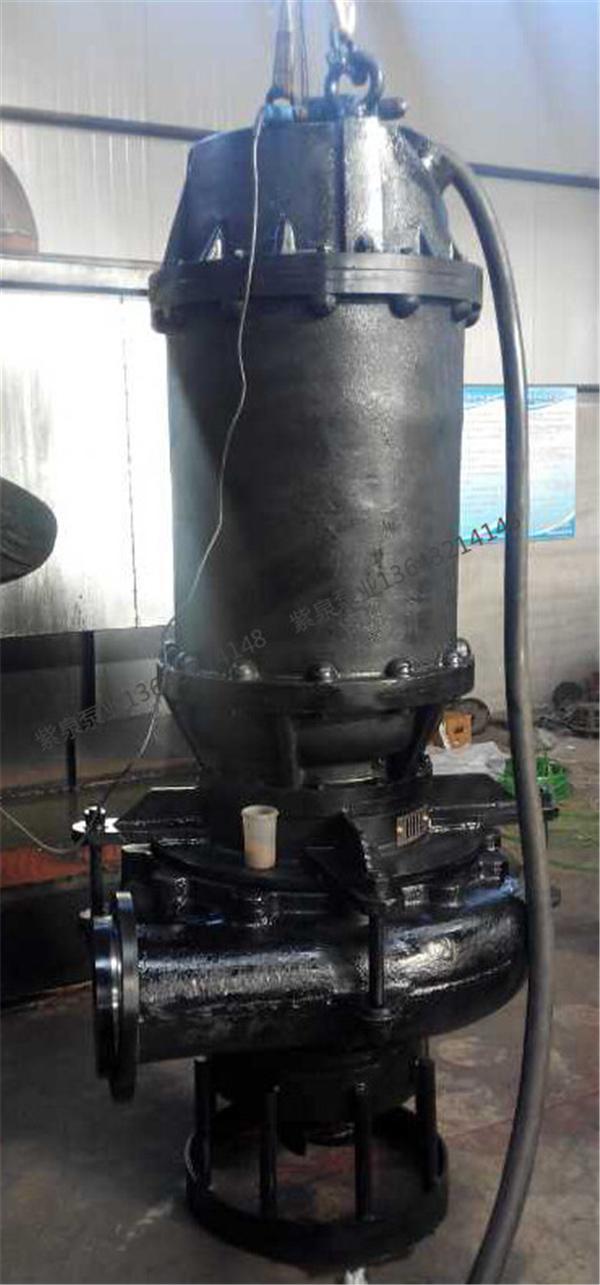 大颗粒潜水渣浆泵价格