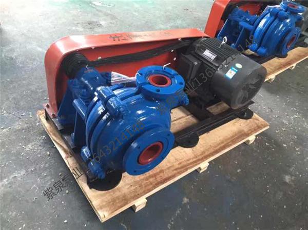 河道泥浆泵制造商