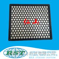 a片托盘380*310*20MM、模组周转盘、镂空托盘 RST-012-6