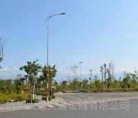 景觀燈8(20W太陽能路燈)