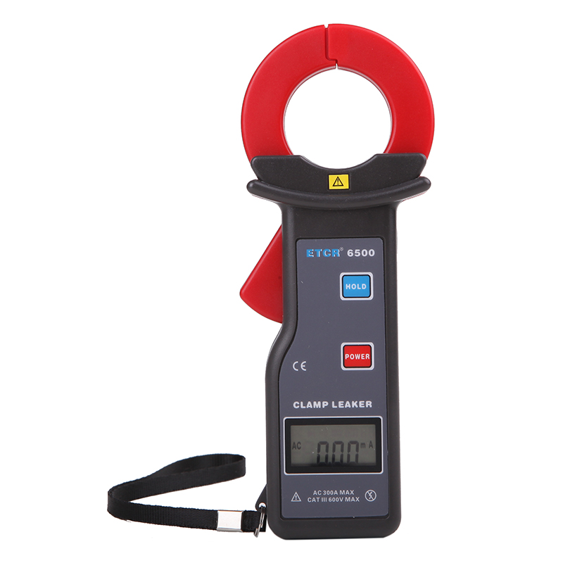 ETCR6500 High Accuracy Clamp Leaker