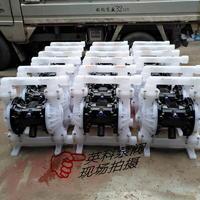 氣動雙隔膜泵
