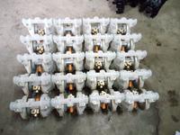 嘉興湖州紹興金華衢州舟山台州麗水市四氟塑料隔膜泵氣動