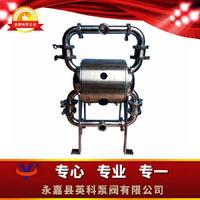 食品級不鏽鋼氣動隔膜泵