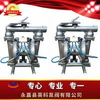 粉末氣動隔膜泵 QYK