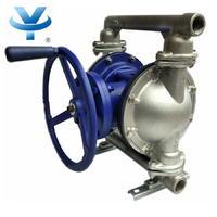 防爆耐酸堿手搖隔膜泵 YKS