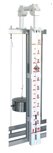 簡易浮標液位計
