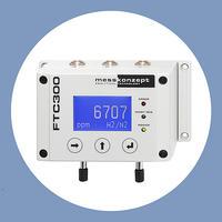 Messkonzept的FTC300-N2热导式氮气分析仪 FTC300-N2系列