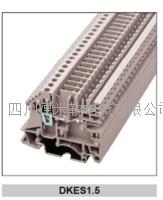 台湾町洋通用导轨螺钉式安装经济型接线端子