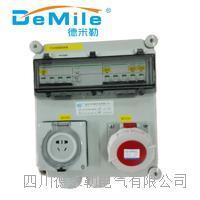 民用工业插座根据客户要求可订制民用插座箱 IP66 DML-SBOX