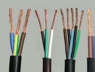 厂家热销耐腐蚀船用控制电缆 RVVP软心护套电缆