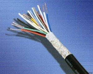 长期现货供应控制电缆ZR-KVV? 聚氯乙烯编织屏蔽控制电缆