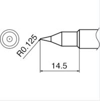 白光鐵尖S4型 T18-S4