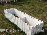 開封木塑花箱,開封PVC花箱廠家