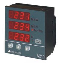SINEAX A210/A220A230可編程電量表