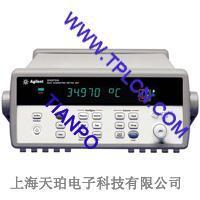 Agilent 34970A 數據采集控制主機和模塊 34970A