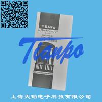 S168-1550-3118E SATO溫濕度記錄紙S168-1550-3118E