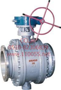 固定式管线球阀  Q347F-40R