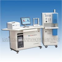 高頻紅外碳硫分析儀,鋼鐵化驗設備 HW-2008