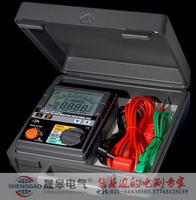 TE3672絕緣電阻測試儀(兆歐表) TE3672