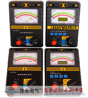3121A-3125 高壓兆歐表(絕緣電阻測試儀) 3121A-3125