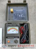 500V高壓絕緣電阻測試儀 500V